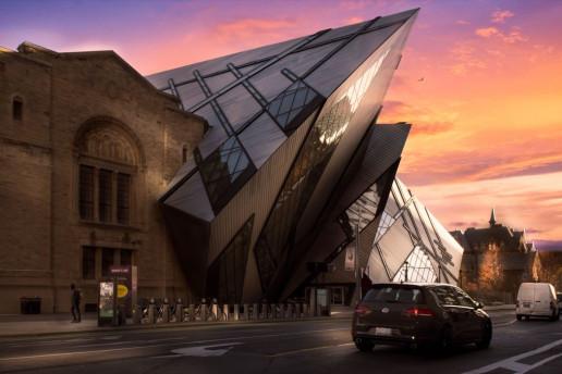 Royal Ontario Museum - Photo by Sayantan Basu