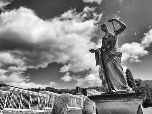 Chatsworth House Gardens Photo by Matthew Ernst