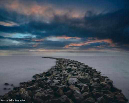 Houtribdijk Enkhuizen-Lelystad- Photo by Korstanje Photography