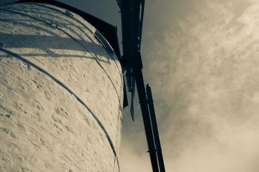 Ashton Windmill - Photo by Simon M Rexworthy