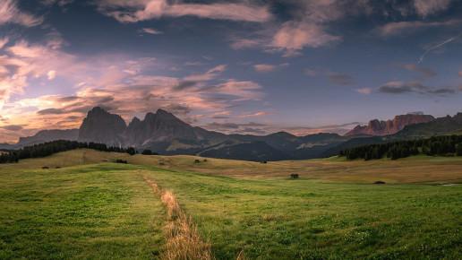 Alpe di Siusi - Photo by Karsten Würth