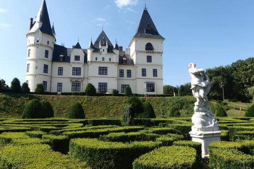 Andrássy Castle - Photo by Palickap
