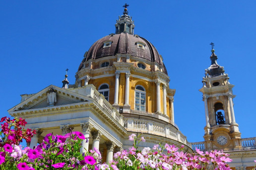 Basilica of Superga - Photo by TIMEReclame