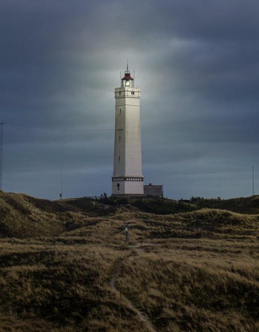 Blåvandshuk Lighthouse - Photo by Sven Huls