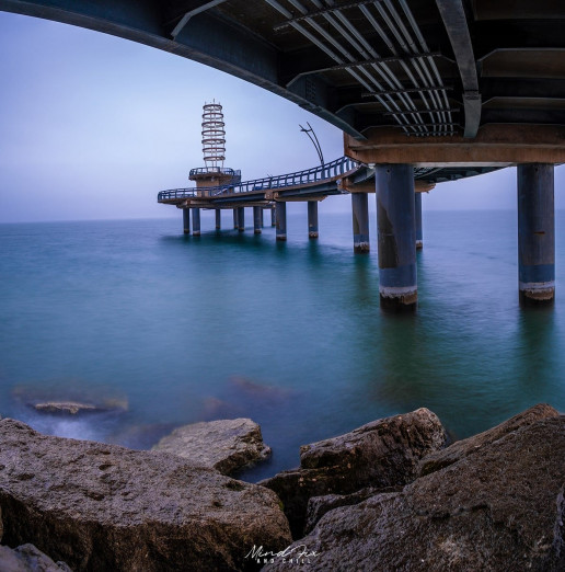Brant Street Pier - Photo by Mind Fix and Chill