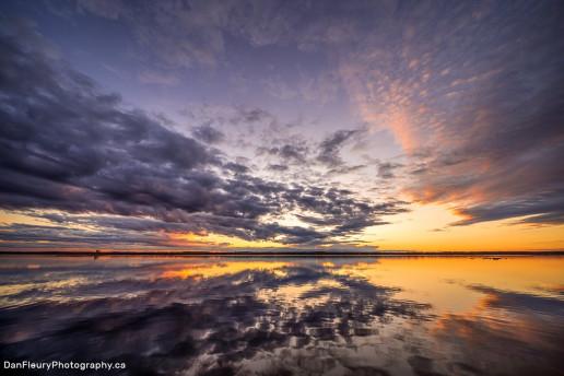 Camden Lake Provincial Wildlife Area - Photo by Dan Fleur