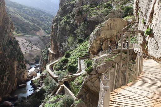 Caminito del Rey - Photo by Viajes con flow