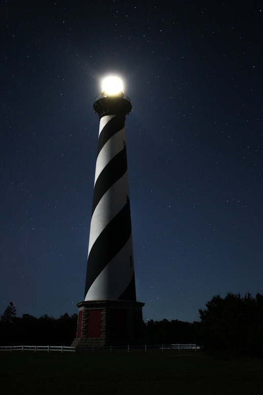Cape Hatteras Lighthouse - Photo by Cam Bradford