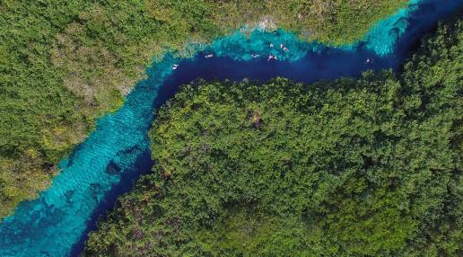Casa Cenote - Photo by dronepicr