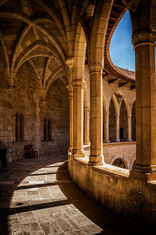 Castell de Bellver - Photo by Patrick Baum