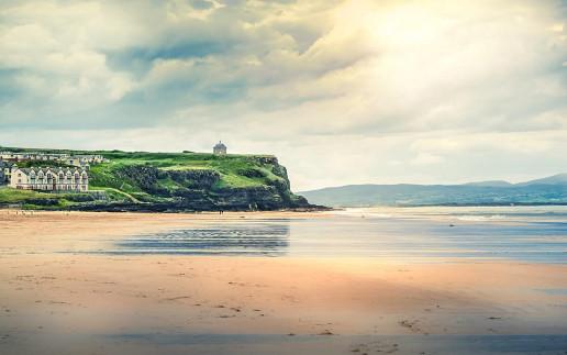 Castlerock Beach - Photo by K. Mitch Hodge