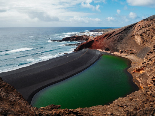 Charco Verde - Photo by JP Files