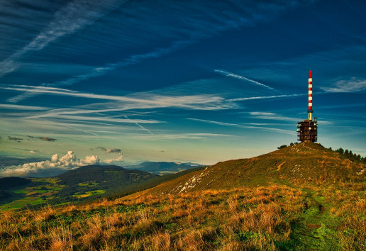 Chasseral Summit - Photo by 700Malo
