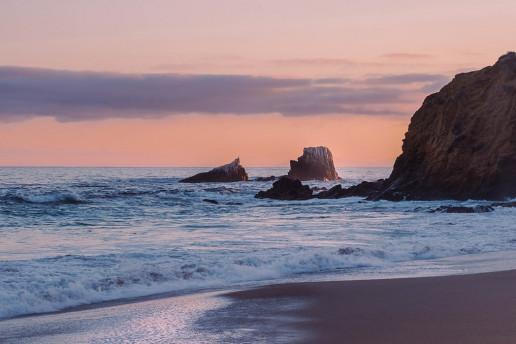 Crescent Bay Beach - Photo by Daniel Salcius