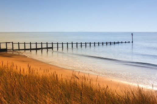 Dawlish Warren Beach - Photo by InspiredImages