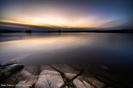 Deerock Lake Conservation Area - Photo by Dan Fleury