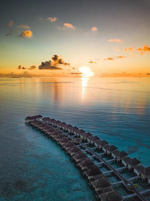 Dhidhoofinolhu Island - Photo by Muhammadh Saamy
