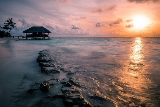 Dhigufaru Beach - Photo by Giuseppe Milo