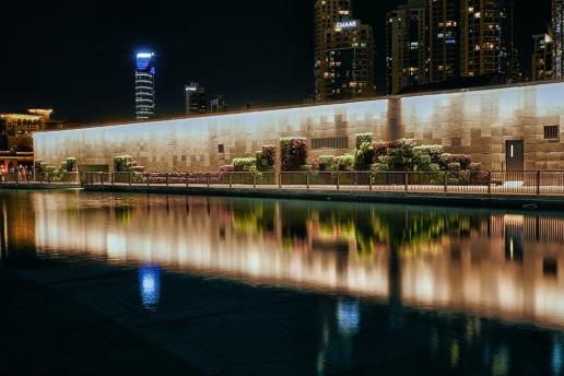 Dubai Opera Garden - Photo by Kent Tupas