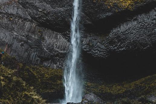 Elowah Falls - Photo by Cameron Stewart