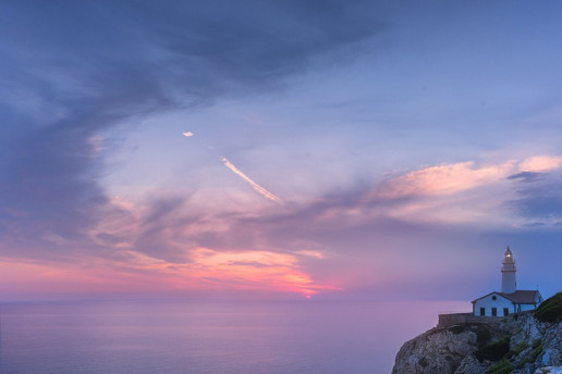 Faro Capdepera - Photo by Giuseppe Bandiera