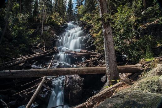 Fern Falls - Photo by Christian Collins