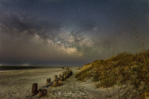 Folly Beach (East End) - Photo by Christopher Neal Photography