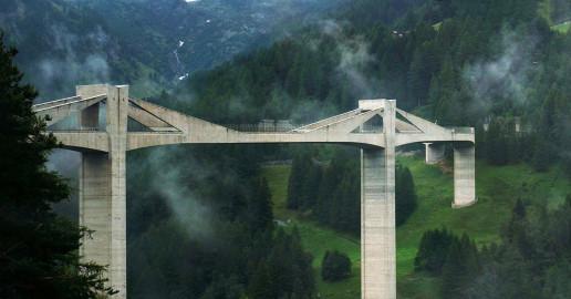 Ganterbrücke - Photo by rosmary