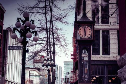Gastown Steam Clock - Photo by Adri