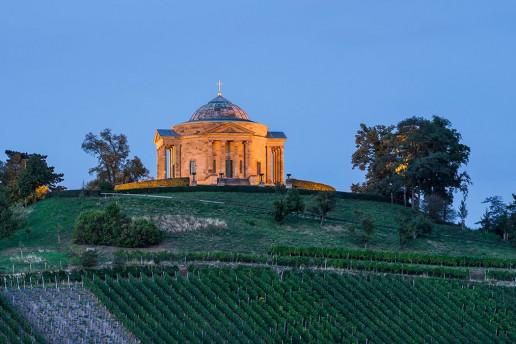 Grabkapelle auf dem Württemberg - Photo by Julian Herzog