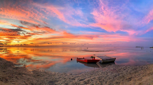 Haathim Beach - Photo by Saud Edum