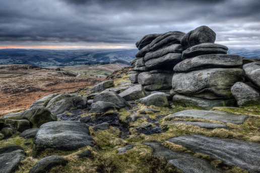 Higger Tor - Photo by Andrew Stawarz