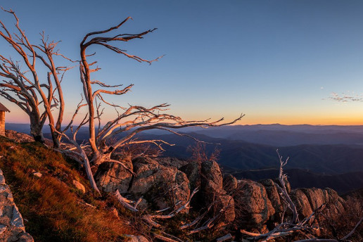 Horn Lookout - Photo by Mitchell Luo