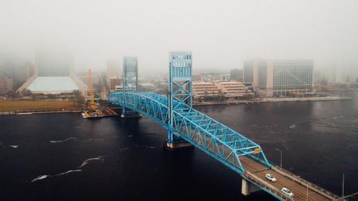 John T. Alsop Jr. Bridge - Photo by Lance Asper
