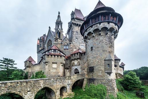 Kreuzenstein Castle - Photo by Dimitry Anikin