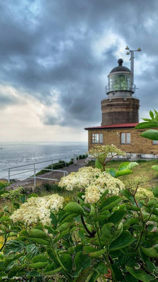 Kullens Lighthouse - Photo by Pär Ohlson