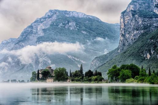 Lago di Toblino - Photo by Marc St