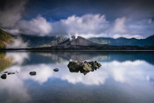 Lake Segara Anak - Photo by Koes nadi