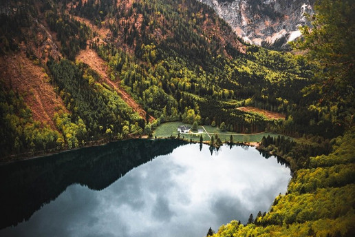 Langbathsee - Photo by Daniel J. Schwarz