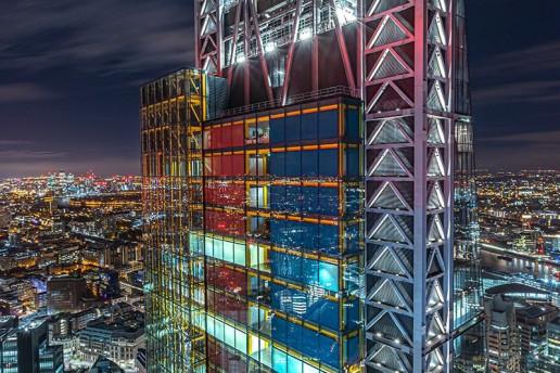 Leadenhall Building - Photo by Alex Tai