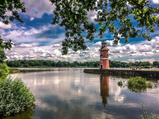 Leuchtturm Moritzburg - Photo by Gert Spießhofer