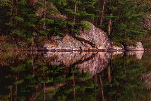 Little Mellon Lake - Photo by Dan Fleury