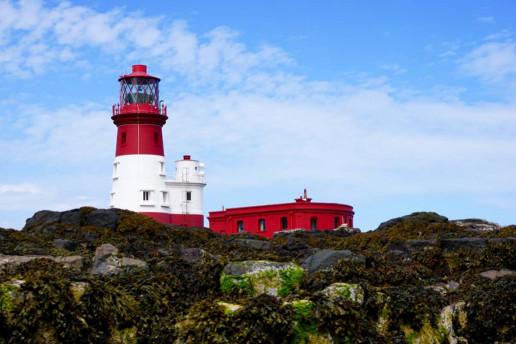 Longstone Lighthouse - Photo by Dave