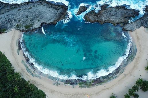 Mar Chiquita Beach - Photo by Wei Zeng