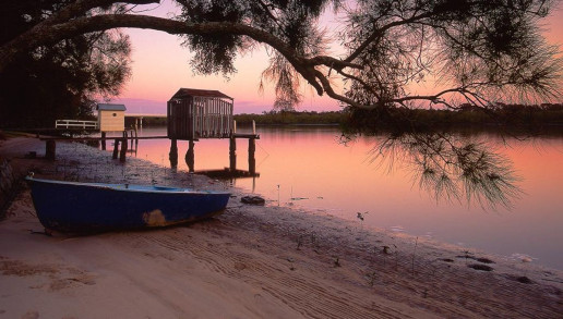 Maroochy River Boathouse - Photo by Mark Wassell
