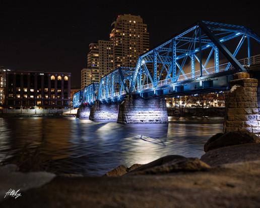 Blue Bridge by mayihuntphoto