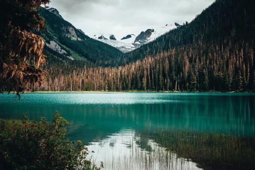 Middle Joffre Lake - Photo by Kym Ellis