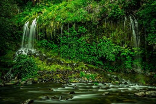 Mossbrae Falls - Photo by Paulius Dragunas