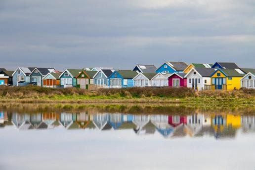 Mudeford Sandbank - Photo by Nick Fewings