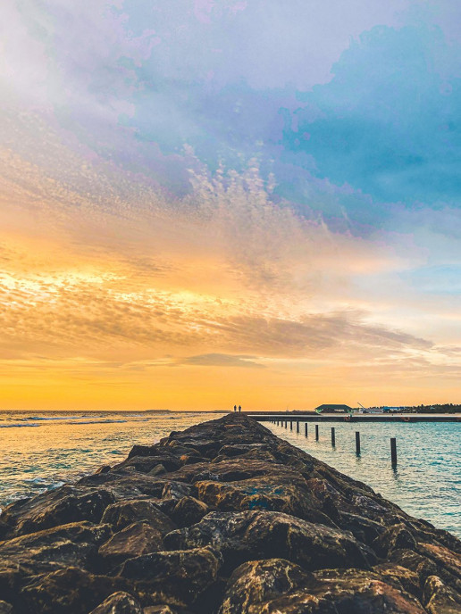 North Harbor - Photo by Muhammadh Saamy